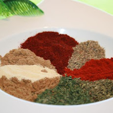 Gyros Spice Mix with a kick