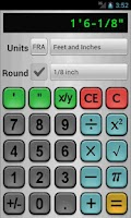 Screenshot of Imperial Calculator