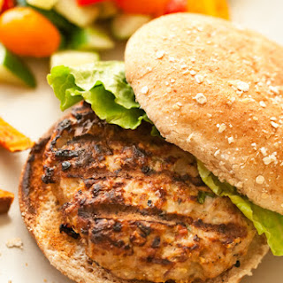 Jerk Turkey Burgers