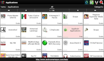 Screenshot of Italy Android