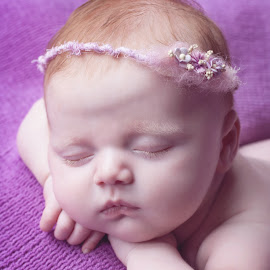 Isabelle by Zoe Preston Rayne - Babies & Children Babies ( newborn photography, newborn shoot, baby girl, newborns, newborn )