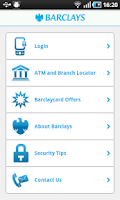Screenshot of Barclays UAE