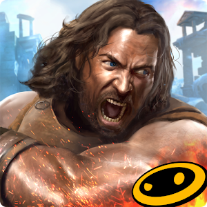 Cover art HERCULES: THE OFFICIAL GAME