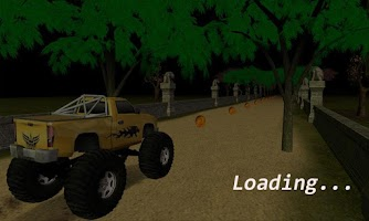 Screenshot of Monster Truck Drive 3D