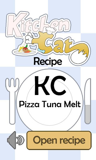 KC Pizza Tuna Melt