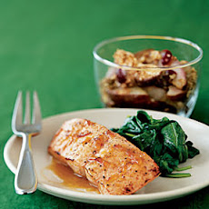 Citrus-Glazed Salmon