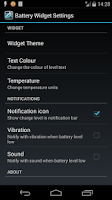 Screenshot of Battery Booster Pro + Widget