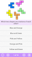 Screenshot of 11+ Maths - Learn & Test Lite
