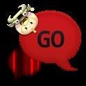 GO SMS - Taurus Bull icon