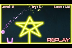 Screenshot of Clumpsball 3