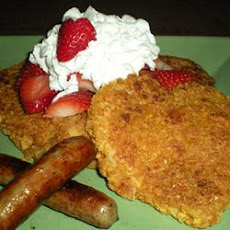 Captain's Crunch French Toast