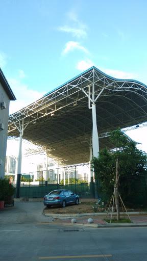 图书馆体育场