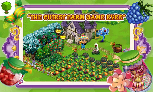 fairy-farm for android screenshot