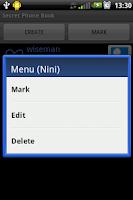 Screenshot of Secret Drawing Phone