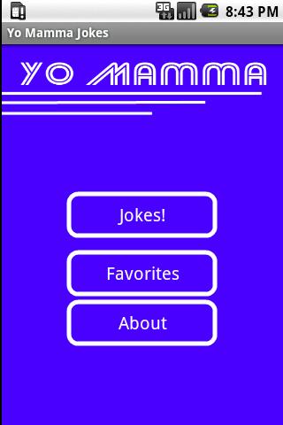 Yo Mamma Jokes