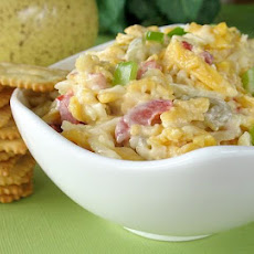 Green Chile-Pimiento Cheese