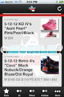 Screenshot of Mobile Kicks Lite