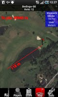 Screenshot of GolfCompanion - Golf GPS Demo