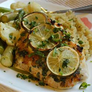 Baked Cod Cilantro Lime Recipes