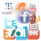 Social Media Ticker Slide Show icon