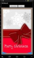 Screenshot of Greeting Card Maker