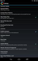 Screenshot of Autosync for Google Drive