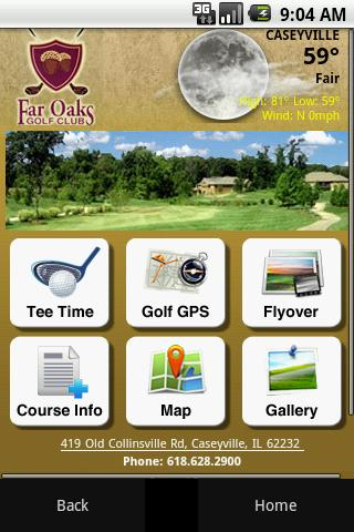 Far Oaks Golf Club