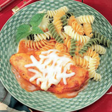 Campbell's Kitchen Chicken Mozzarella