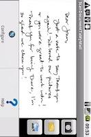 Screenshot of Scan Document