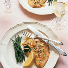 Sauteed Sole with Lemon