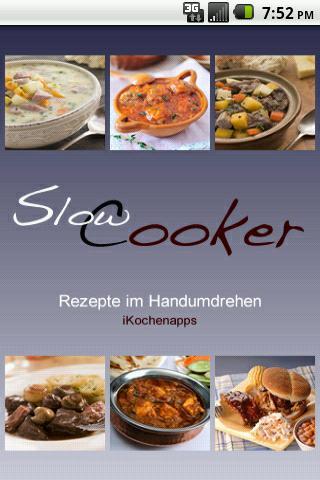iKochen Slow Cooker