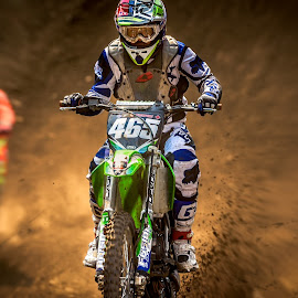 MX by Shane McKenzie - Sports & Fitness Motorsports ( mud, motorbikes, speed, dust, motorcross, win, race )