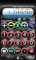 Screenshot of TooEz Calculator Free