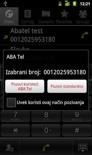 ABA tel