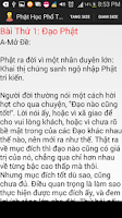 Screenshot of Phat Hoc Pho Thong