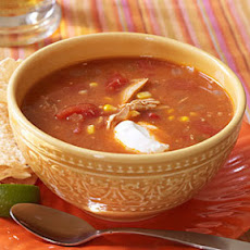 Anissa's Chicken Tortilla Soup