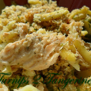 Baked Salmon With Alfredo Sauce Recipes