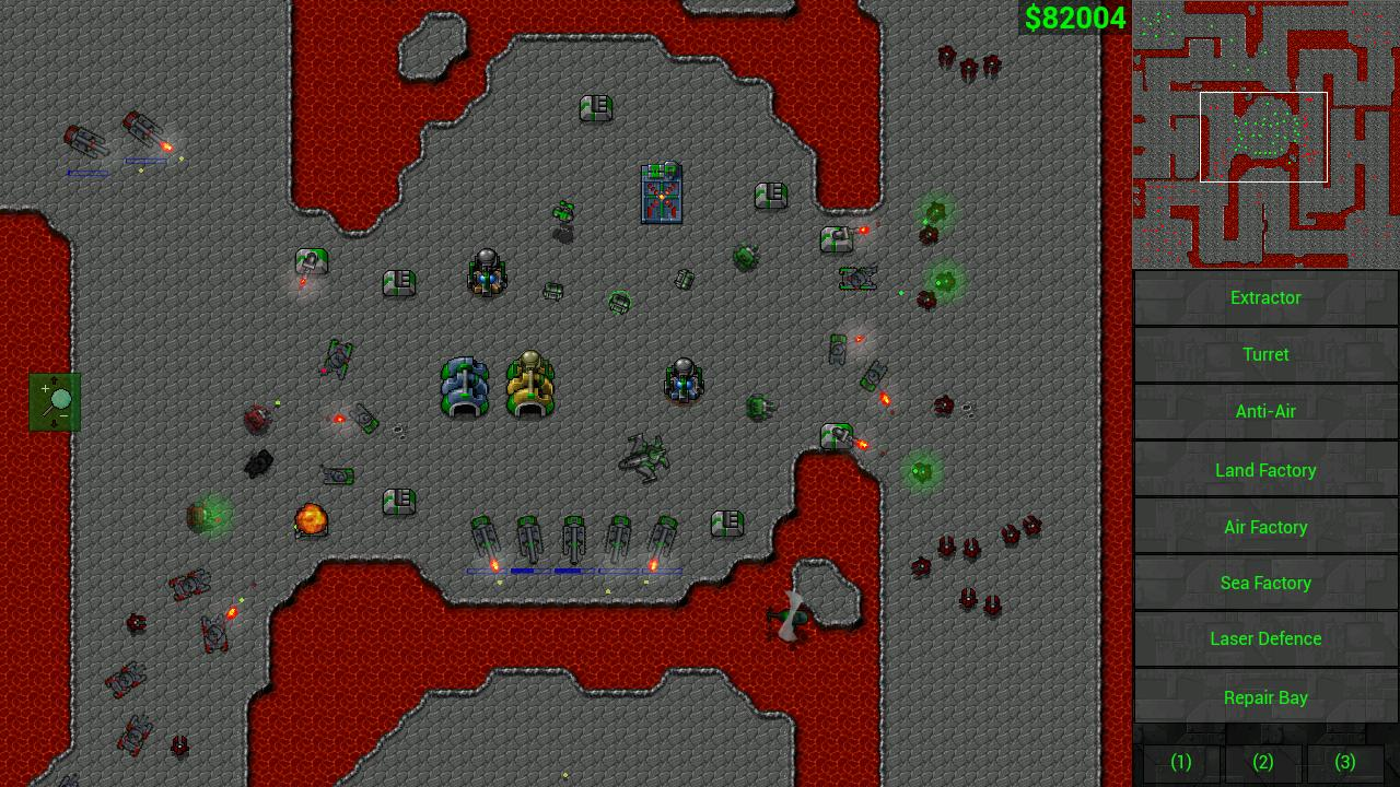 Rusted Warfare - RTS Strategy Screenshot 2