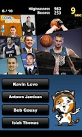 Screenshot of Guess Who? -NBA Edition-(Free)