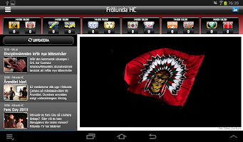 Screenshot of Frölunda Indians