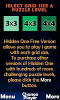 Screenshot of Hidden One Free