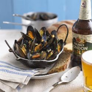 Mussels In Beer And Garlic Recipes