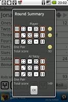 Screenshot of AI Yatzy