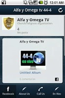 Screenshot of Alfa y Omega tv 44-4 tv