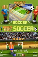 Screenshot of Magnetic Sports Soccer Lite