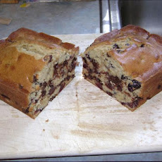 Cherry Chocolate Chip Bread