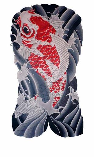 Japanese Tattoo Designs 1