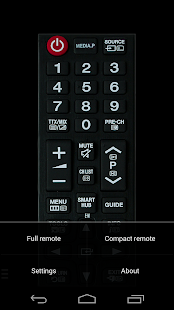 App TV (Samsung) Remote Control APK for Windows Phone