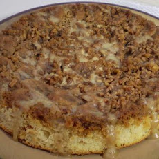 Banana-Pecan Upside-Down Cake