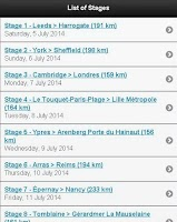 Screenshot of Tour de France 2014